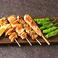 料理メニュー写真串焼盛り合わせ(5種)塩・タレ
