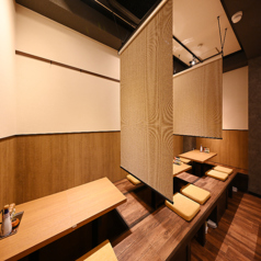 天ぷら食堂 KITSUNE 浄心店の雰囲気1