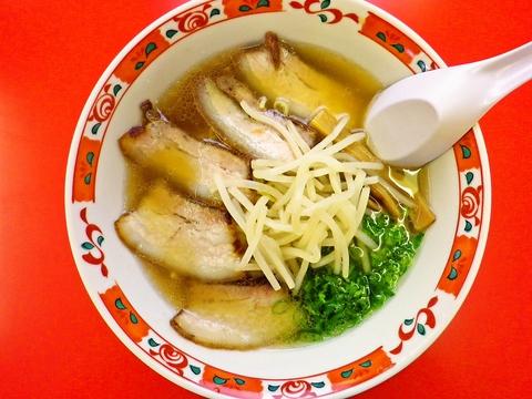 創業昭和39年。3代目店主が名古屋らしい伝統の味を守り続けるラーメン屋さん。