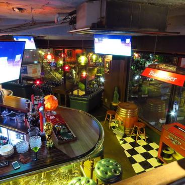 Angle Sports Bar アングル スポーツバーの雰囲気1