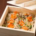 料理メニュー写真三元豚と有機野菜せいろ蒸し(2~3人前)