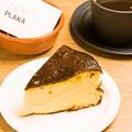 料理メニュー写真ブラックチーズケーキ