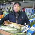 北は北浦から、南は日南まで、宮崎のお魚を取り揃えております!お写真は、南郷の水産様です。