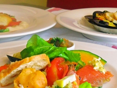 レストラン ル・プラ・プリュの写真