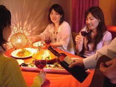美味しいイタリアン&ワインで女子会♪