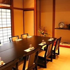 【9/6(木)宴会コース専門『別邸すごろ』OPEN!!】床の間付の10名様までのお座敷個室!!お席は、テーブル椅子席なのでゆっくりとお食事をお楽しみいただけます♪