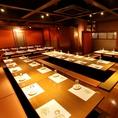 【大宴会場】 使い方いろいろ(30~70名様)◆御要望に合わせてお席をアレンジ致します