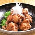 料理メニュー写真元祖和風若鶏!特製若どりの唐揚