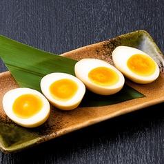 味付け煮卵