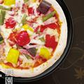 料理メニュー写真農園風ムーンウォークオリジナルピザ