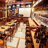 ブラッスリー セント・ベルナルデュス Brasserie St.Bernardusの雰囲気2