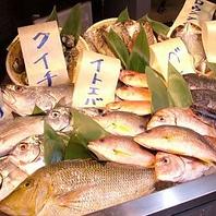 長野の海はここにあり!産地直送!!新鮮魚介!