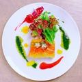 料理メニュー写真カウンター限定コース 4800円 (※月火水のみのご提供となります)