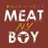ミートボーイニューヨーク MEAT BOY N.Y 梅田大阪駅前店のロゴ