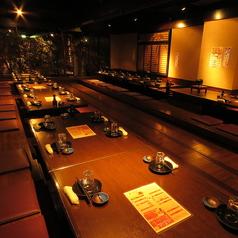 DINING彩 新宿店の雰囲気1
