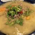 料理メニュー写真牛肉の酸辛ソース煮