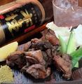 料理メニュー写真宮崎名物 鶏の炭火焼