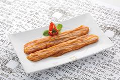料理メニュー写真醤油サムギョプサル