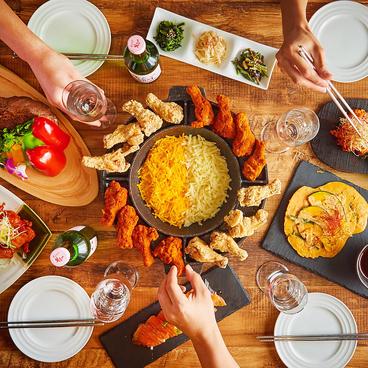 韓国バル HARUHARU 広島並木通り店のおすすめ料理1