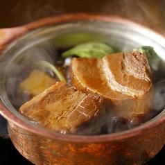 料理メニュー写真豚角大王(1個)