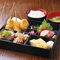 欲張り大阪御膳は、大阪のうまいもんが集結!