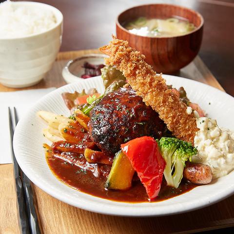 Cafe & Kitchen 松吉