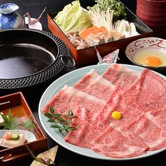 すき焼き 梅田のおすすめ料理1