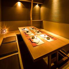 炉端 肉 海鮮居酒屋 初代 轟 浜松駅前店の雰囲気1