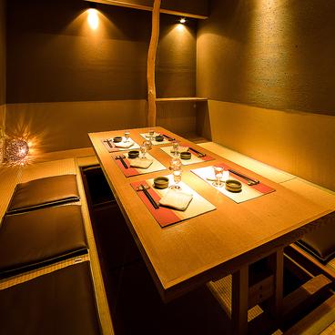 博多もつ鍋 野菜巻き串 まんまる 浜松駅前店の雰囲気1
