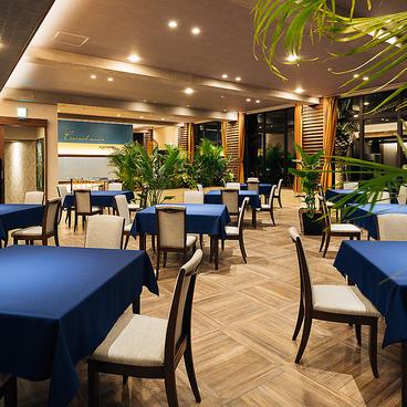 伊良湖岬の泊まれるレストラン クランマランの雰囲気1