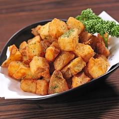 料理メニュー写真ヤミツキポテトフライ