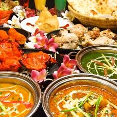 インド料理 マハラジャ 梅田特集写真1