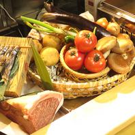 【肉も野菜も新鮮な食材を取り揃えております】