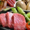 料理メニュー写真[豪快]黒毛和牛サーロインステーキ