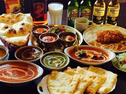 インド料理 LUMBINI