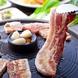 肉汁溢れる♪ 特製ネギ塩サムギョプサル