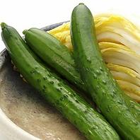 栄養満点、味一番☆旬の野菜で季節満喫