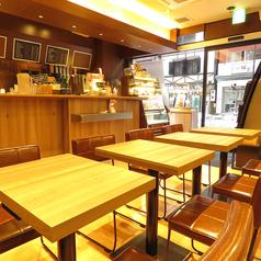 プロント PRONTO フレッサイン日本橋茅場町店の雰囲気1