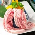 料理メニュー写真つぼサンギョプサル