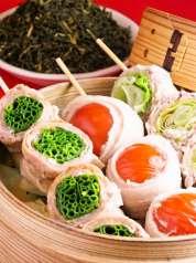 野菜串巻き 仁音 ひとねの特集写真