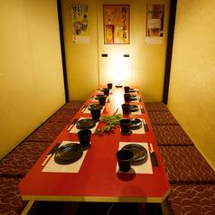 個室居酒屋 NIGINIGI 豊橋店の雰囲気1