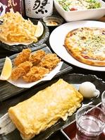 和食もメニューはもちろん洋食メニューもあり!
