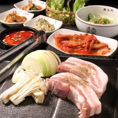 韓国料理 南大門の特集写真