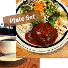 Cafe Jintaのコース写真
