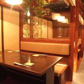 個室 魚と黒豚 まん 横浜店の雰囲気2