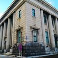 小樽市の指定歴史的建造物(旧安田銀行)