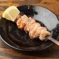 料理メニュー写真鶏ハラミ(塩レモン)