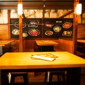 【ネットからのご予約も受付中!!】お電話をしなくても簡単にご予約が成立♪団体様パーティにも最適な個室を多数ご用意☆少人数ももちろん◎ほんのり明るい間接照明と色鮮やかな紅葉がお客様のお席を彩ります。五感で味わう美食創作料理を是非お楽しみください