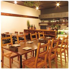 NARUTO KITCHEN ナルトキッチン 札幌すすきの店の雰囲気1