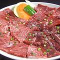 料理メニュー写真【 得々盛合せ 】 (国産牛&厳選牛・お肉440g) 2~3名様向け